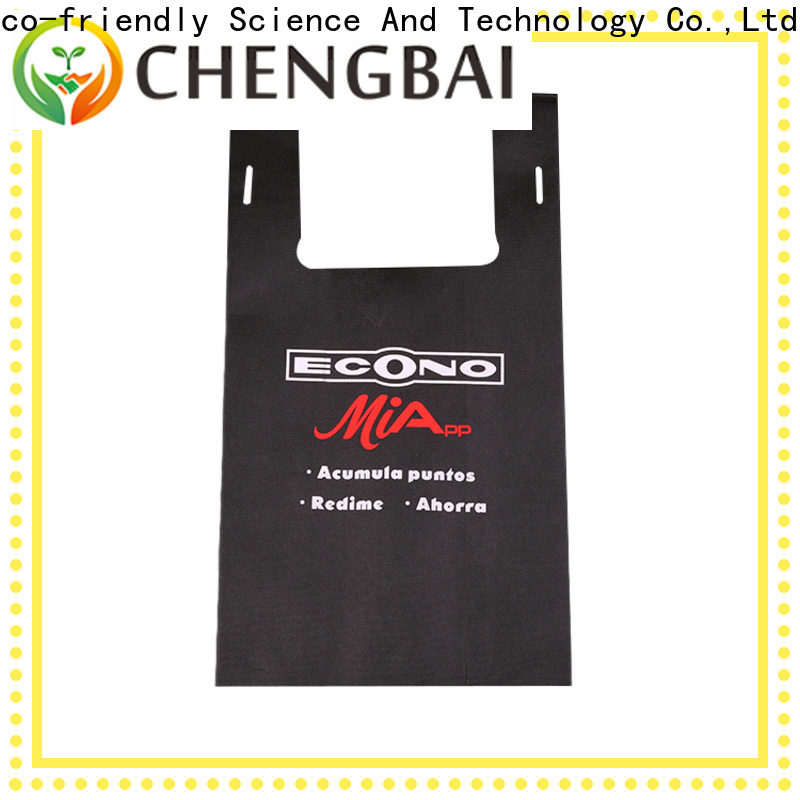 reusable non-woven bags eco-friendly leading manufacturer