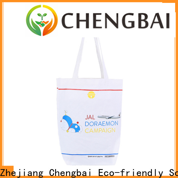 fashion printed cotton bags durable manufacturers for packing