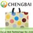 Chengbai sale non woven gift bags wholesale for shopping