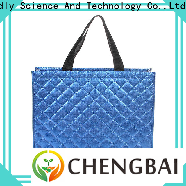 Chengbai New polypropylene fabric bags request for quote for shopping