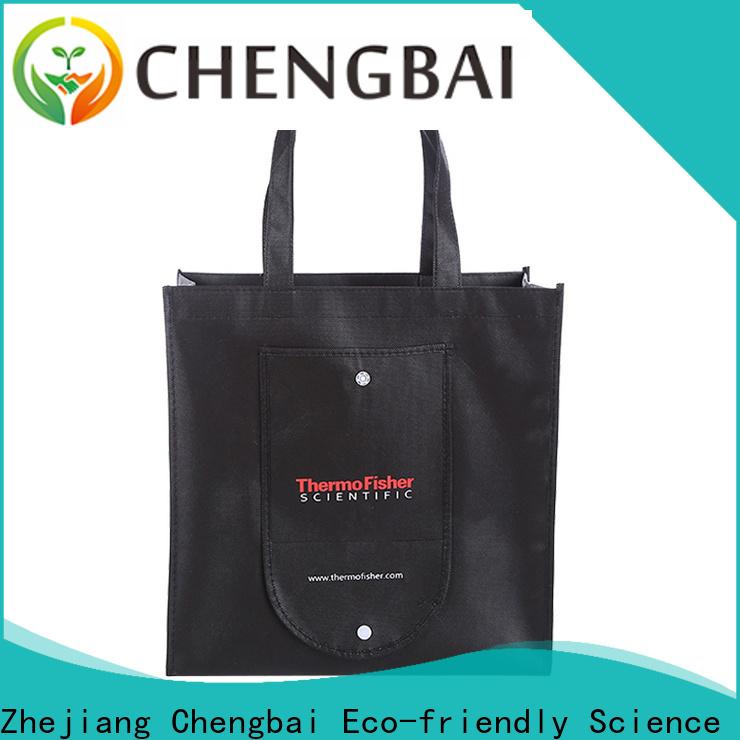 Chengbai printing non woven bag machine bulk purchase for packing