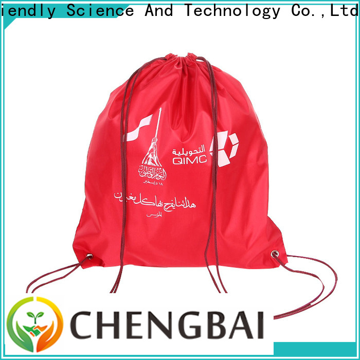 High-quality polyester bag backpack factory directly sale for promotion