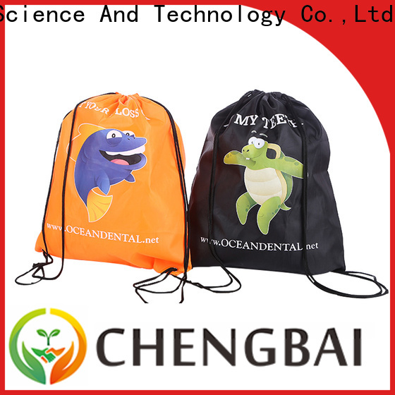 Chengbai polyester bags wholesale Supply for packing