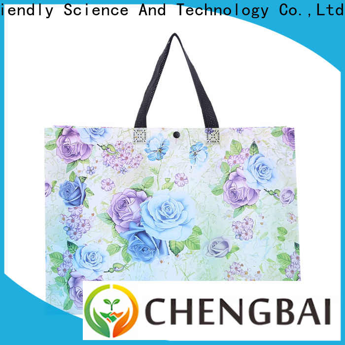 Custom non woven cotton fabric sewing awarded supplier for promotion