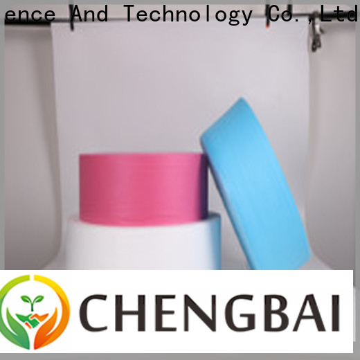 Chengbai reusable non-woven bags leading manufacturer for packing