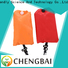 Chengbai Custom custom made shopping bags company for daily necessities