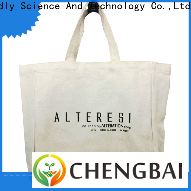 Chengbai custom non-woven bags leading manufacturer
