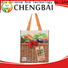 Chengbai New pp woven shopping bag for business for daily necessities